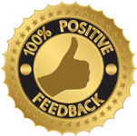 100% Positive Feedback