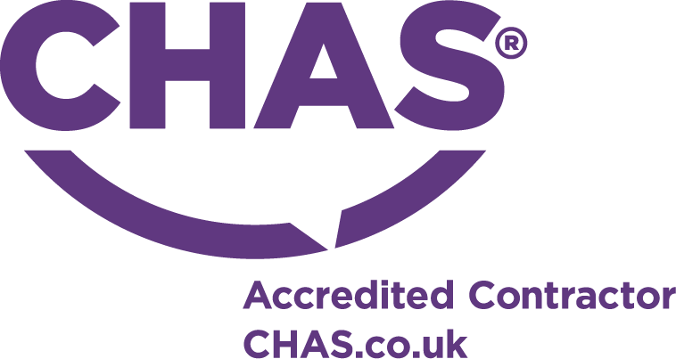 Romstor CHAS Accredited Contractor Contractors Health & Safety Assessment Scheme