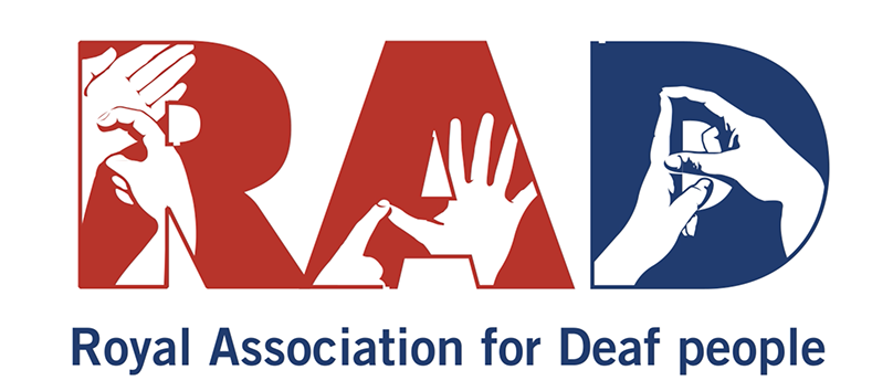 Royal association of deaf people
