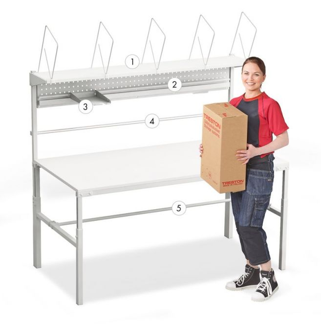 Packing Bench