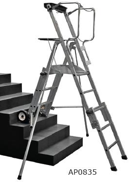 Telescopic Work Platforms