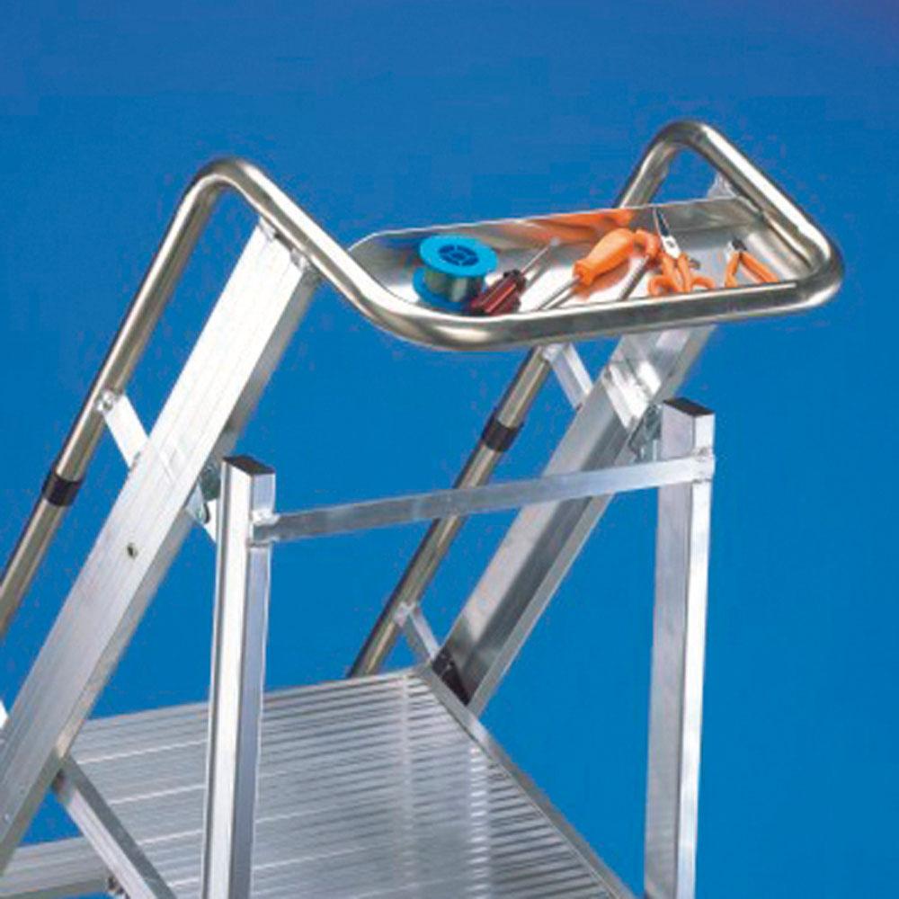 Vera aluminium Steps
