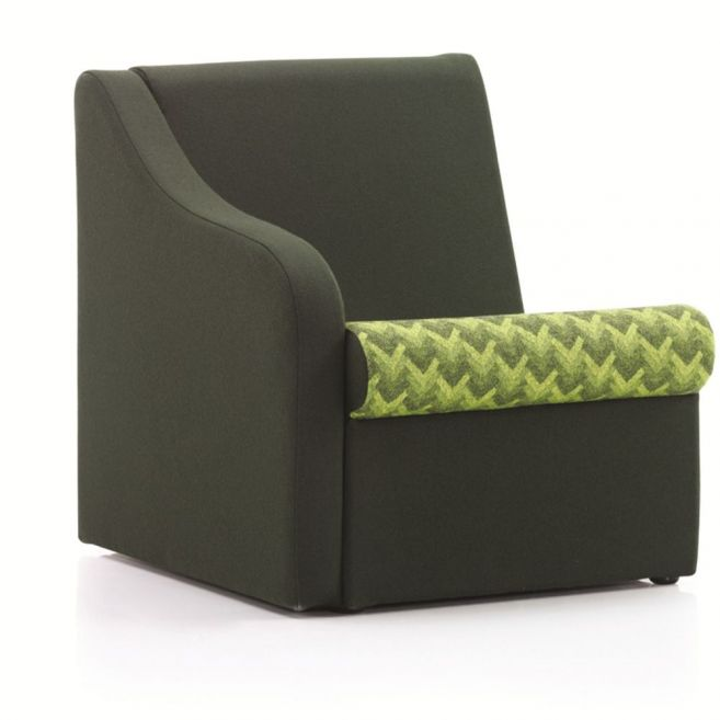 chair with arm