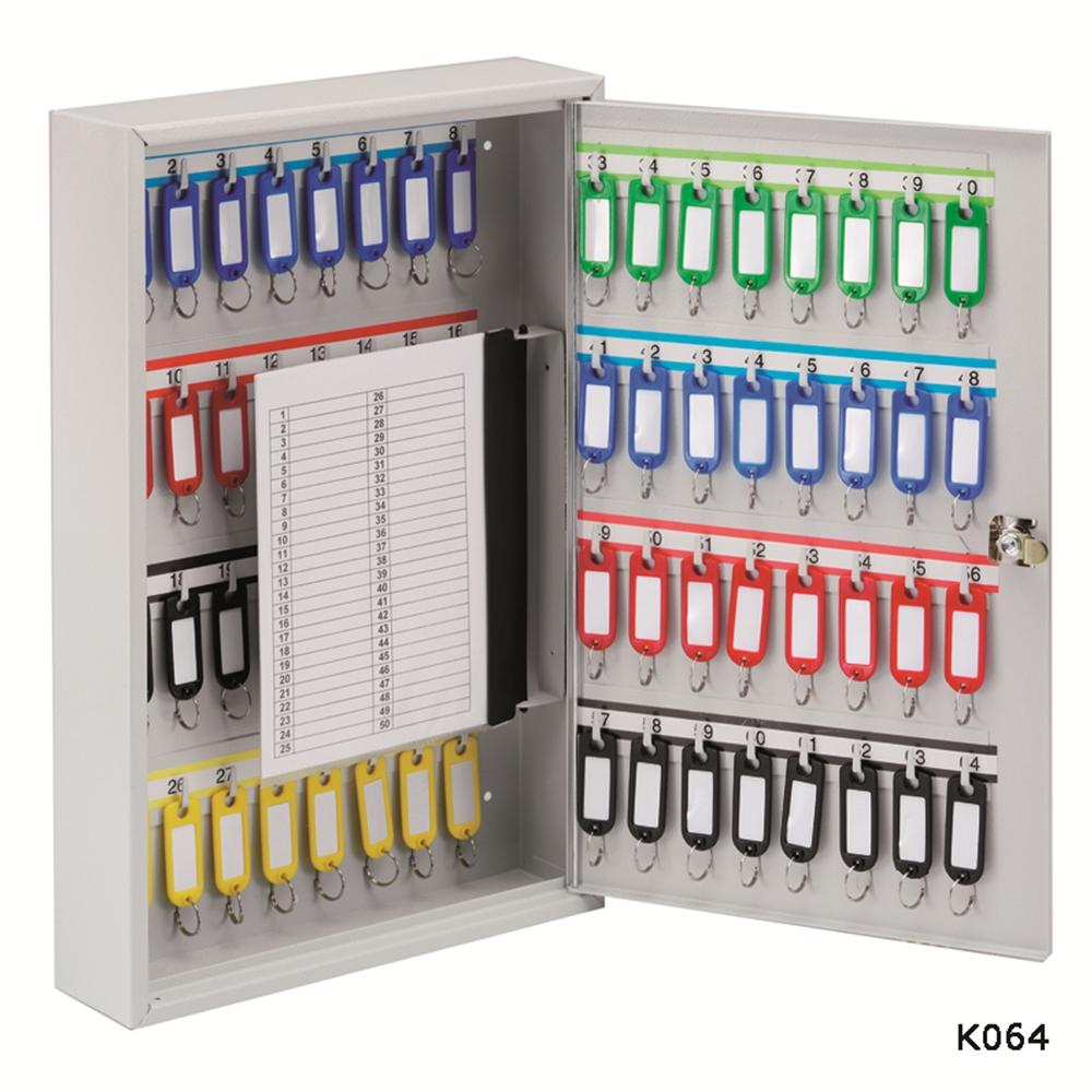64 Hook Key Cabinet