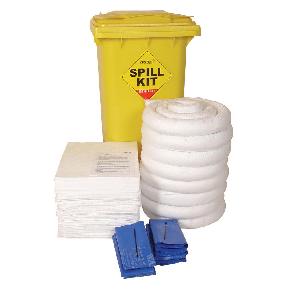 Oil Storage Area Spill Kit