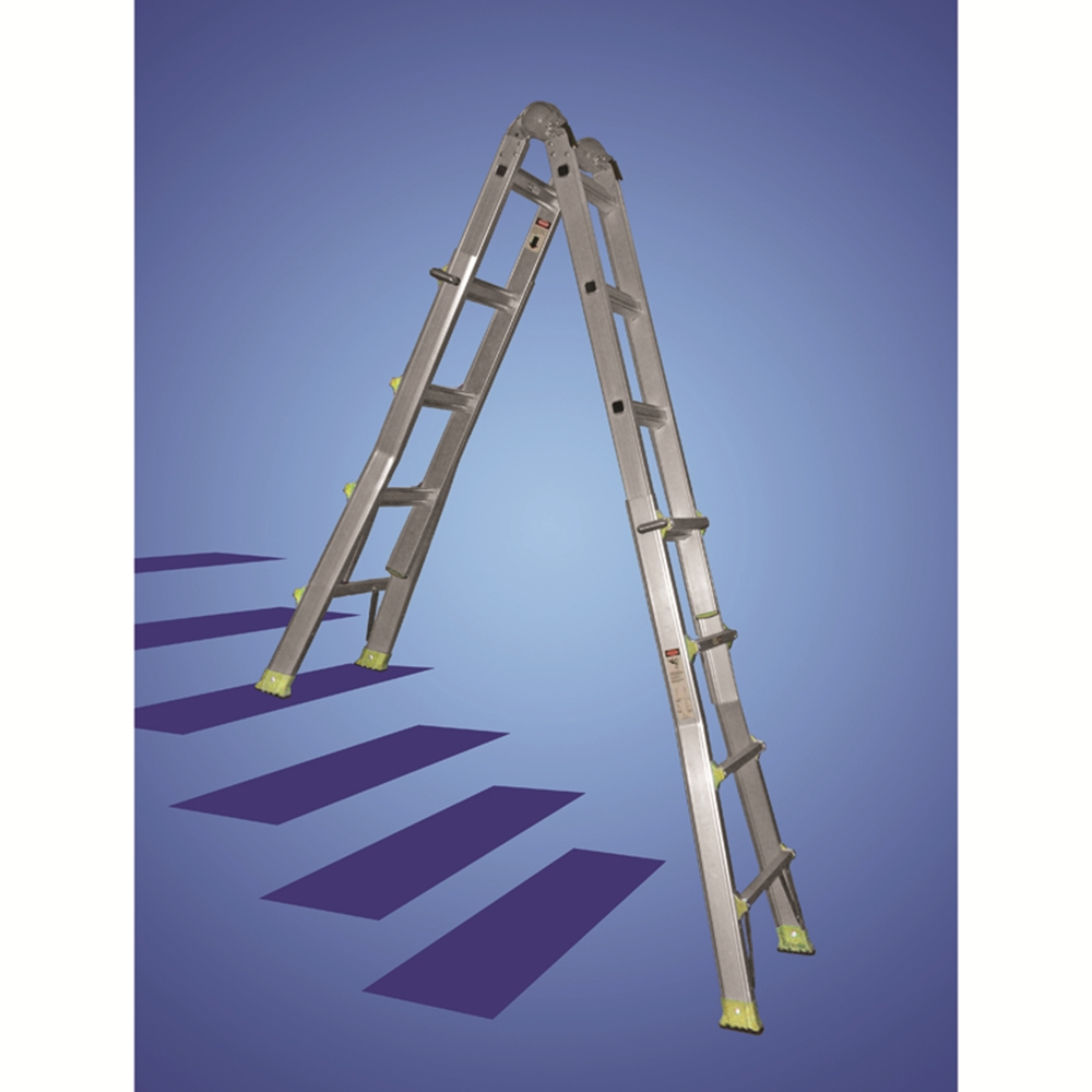 Telescopic Ladder System