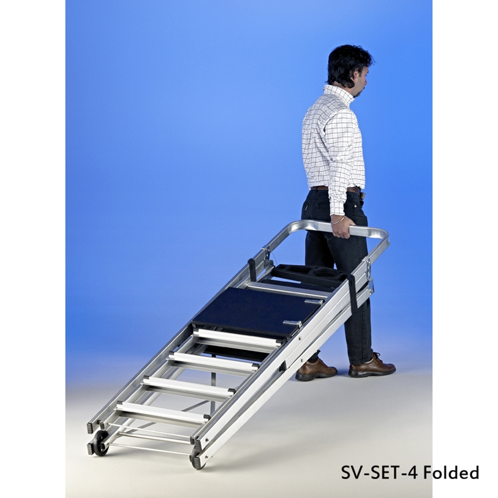 Folding Tower