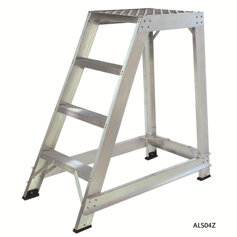 Aluminium Trade Stepladders