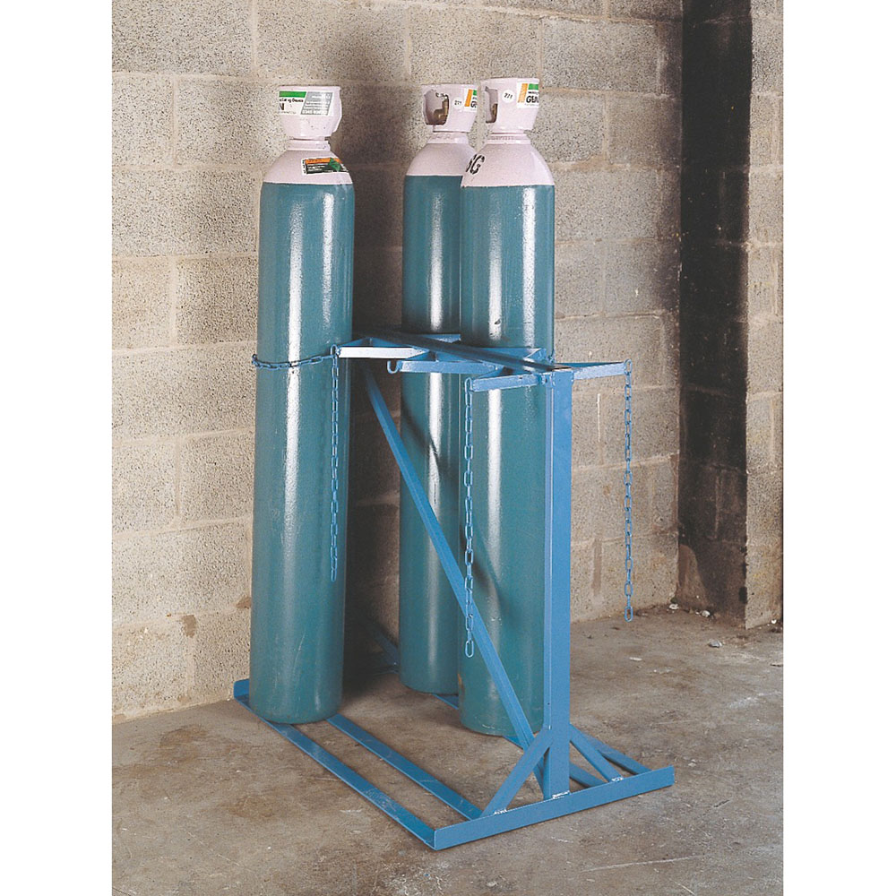 Cylinder Storage Double Sided Stands