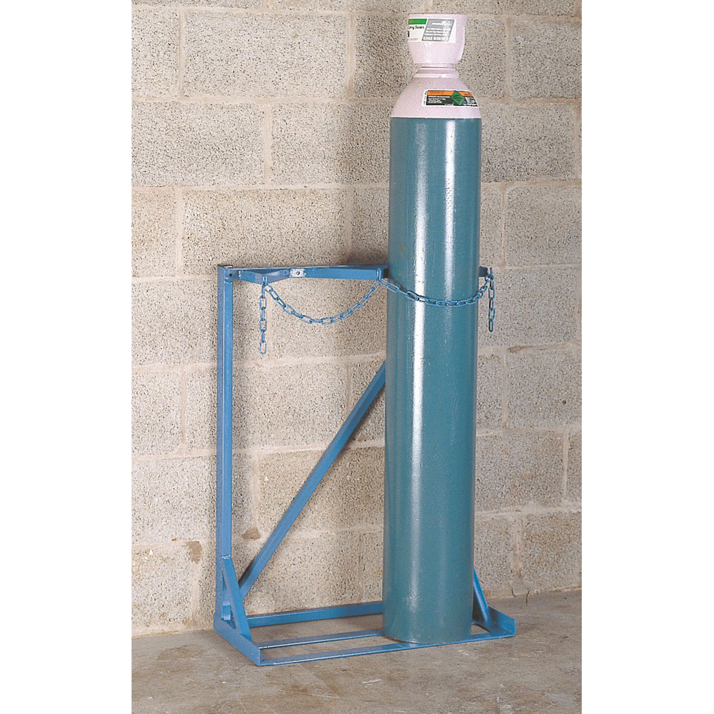 Cylinder Storage Single Sided Stands