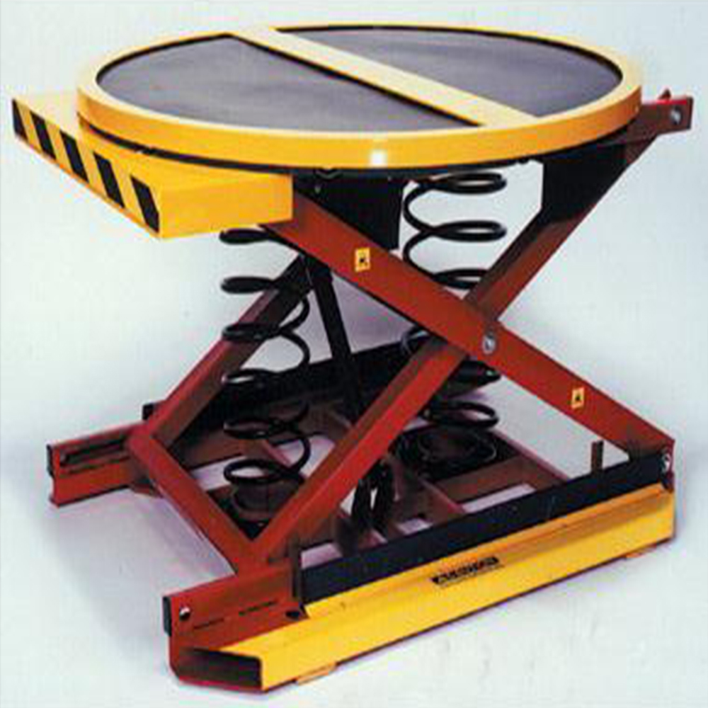 Pallet Pal Turntables
