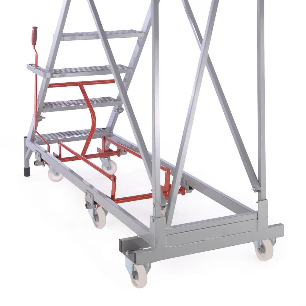 Fort Easy Steer Mobile Steps