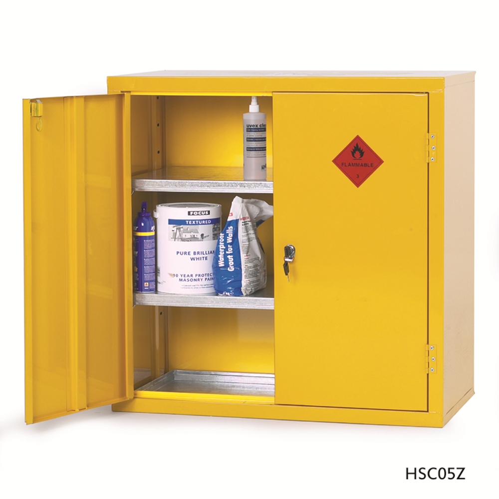 Hazardous storage Cupboard