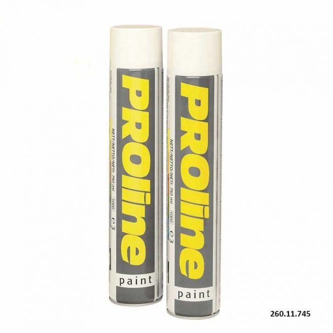 Proline paint cans