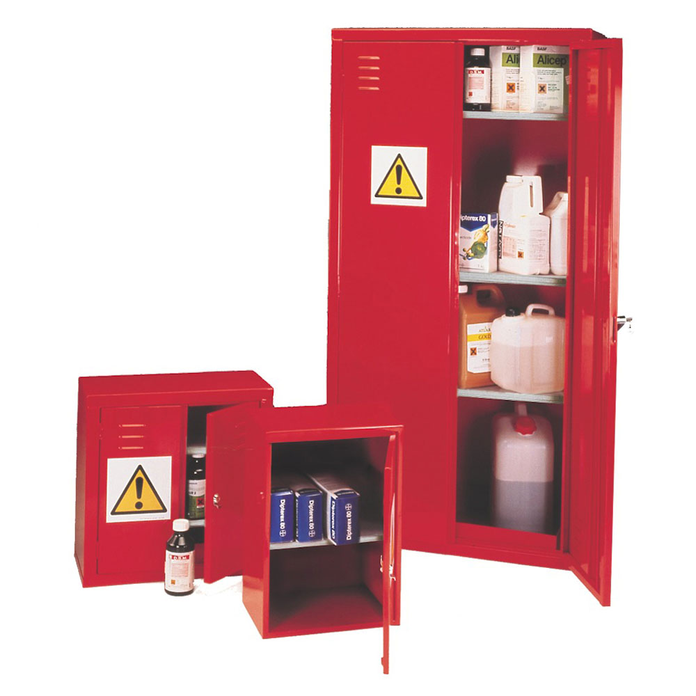 Pesticide/Agrochemical Storage Cabinet