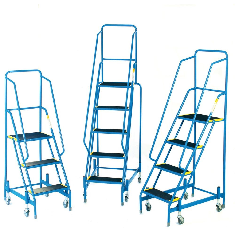 fort mobile steps