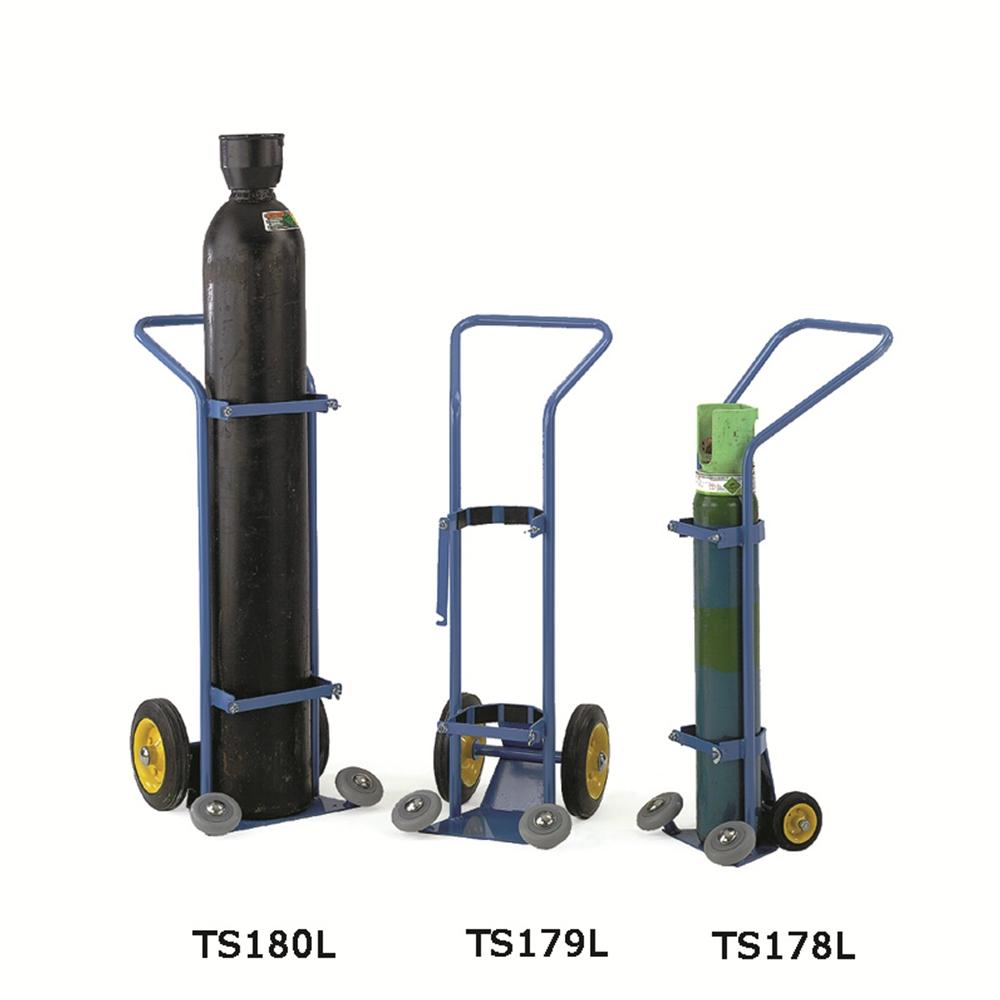 Oxygen cylinder tank
