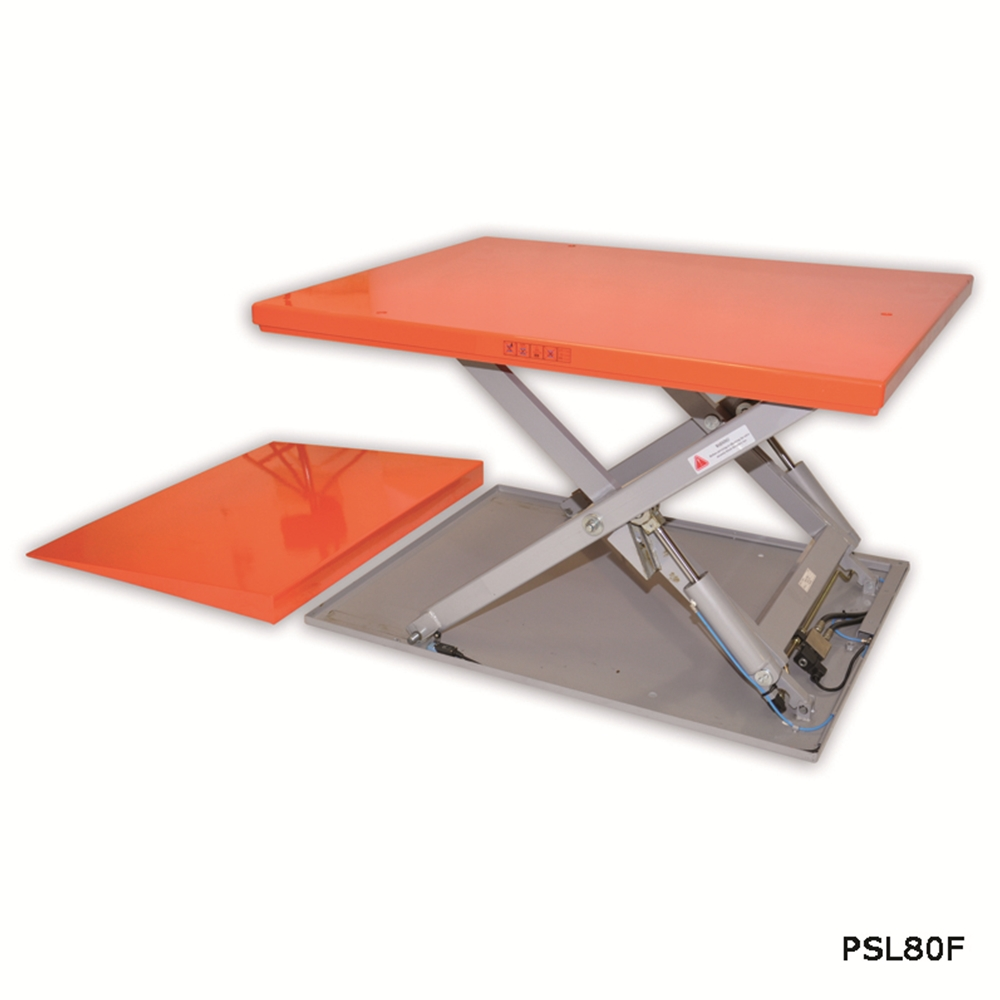 Static Lift Tables - mains operated