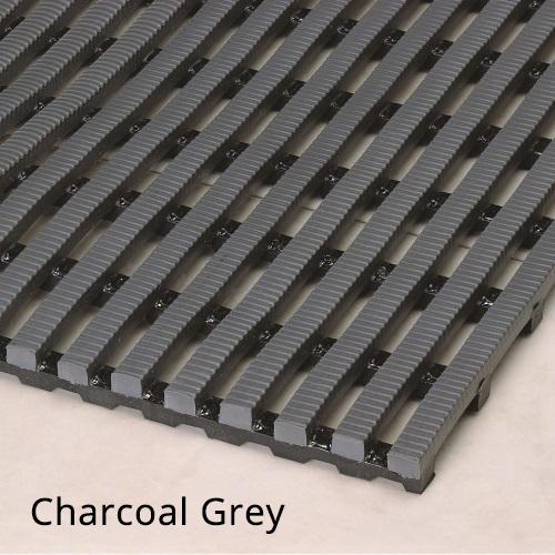 Heronrib Non Slip Mat 10m Roll
