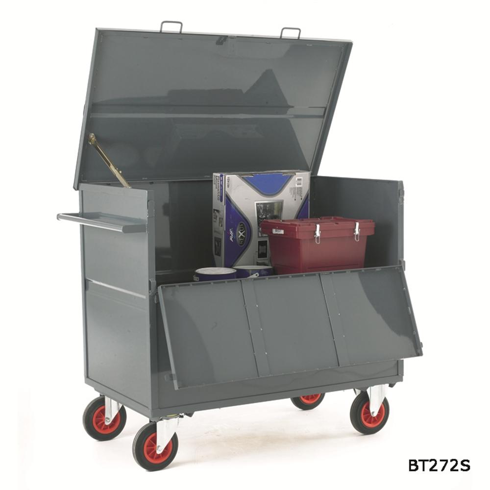Security Box Trolleys - Romstor