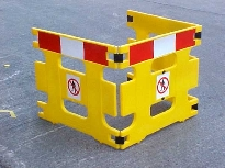 HandiGard Barrier - No Entry