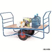 Balanced Trucks - Plywood Platform