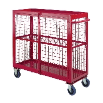 Security Distribution Trolley