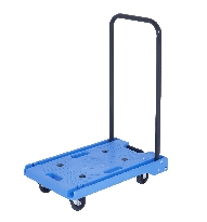Plastic Platform Trolleys