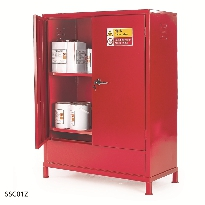 Storage Cabinet for Hazardous Substances