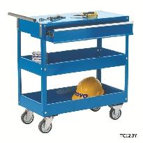 Tool Trolleys - Blue