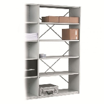 Stormor Solo Shelving Open back