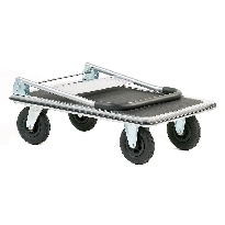 Large Wheeled Folding Trolley