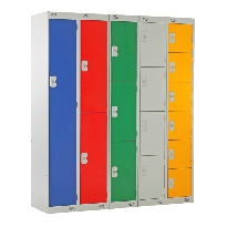 Standard Lockers - Solid