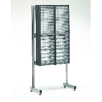 Visible Storage Cabinets - Stands & Trolleys
