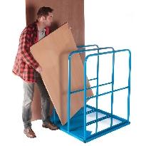 Large Vertical Sheet Rack