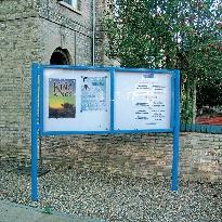 Outdoor Noticeboards