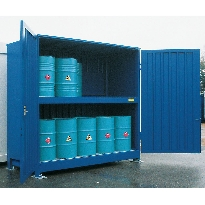 External Drum Storage Cabinets