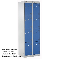 Solid Grade Laminate locker