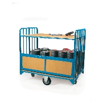 5 Way Convertible Trolley - position 1