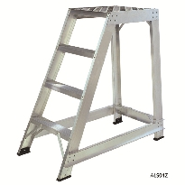 Aluminium Trade Stepladders