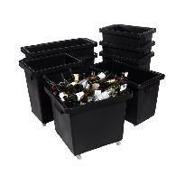 100% Recycled Bar Trucks