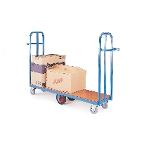 Narrow Aisle Cash and Carry Trolley