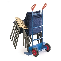 Chair Bulk Load Truck