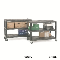 Long Shelf Trolleys