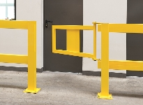 Impact Protection - Railing Gate