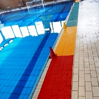 Floorline Water Polo Matting