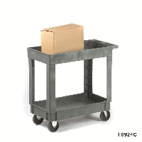 Plastic Service Trolleys