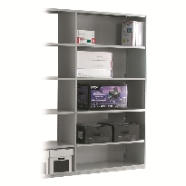 Stormor Duo Shelving closed Backs