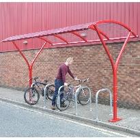 Dalton Cycle Shelter
