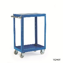 Reversible Tray and Shelf Trolleys